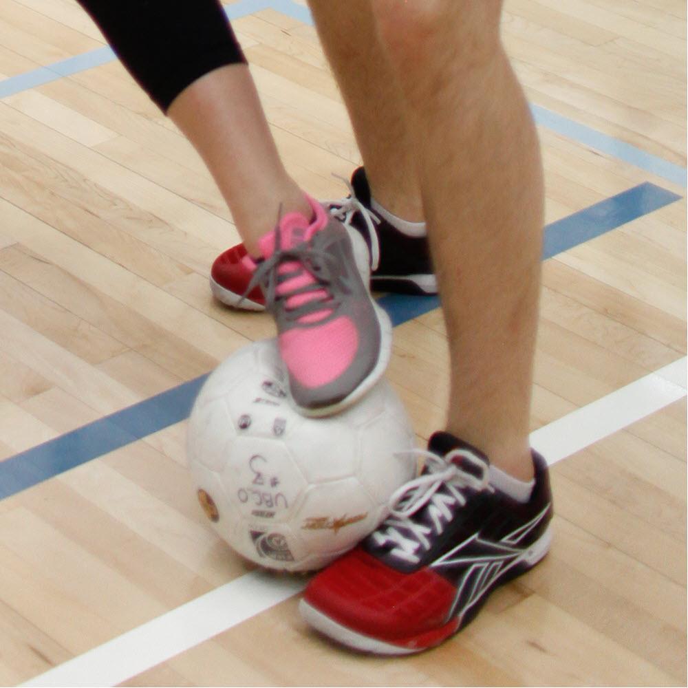 futsal ball, nonis sports field