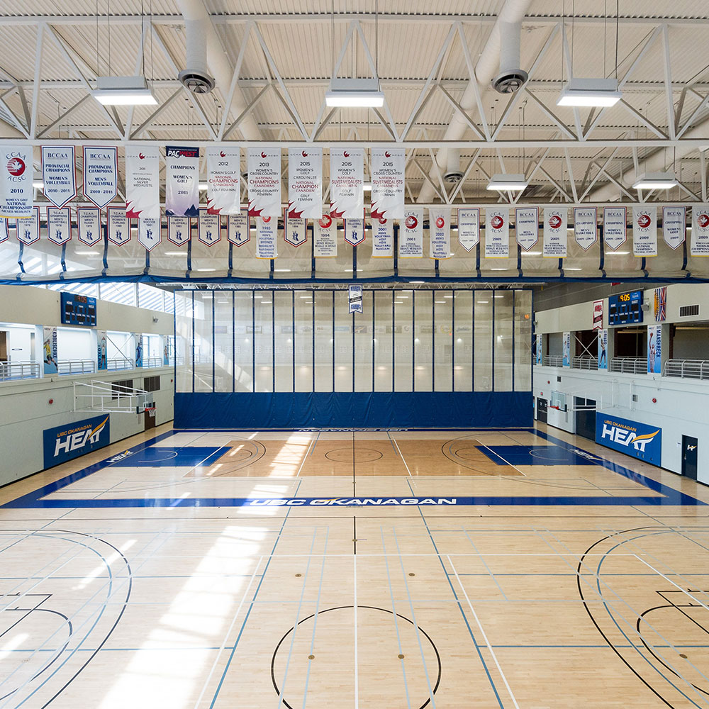 gymnasium floor, facility